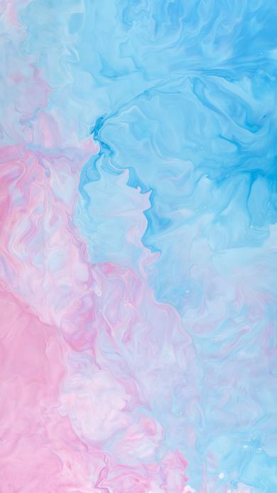 渲染 渐变 色彩 粉蓝