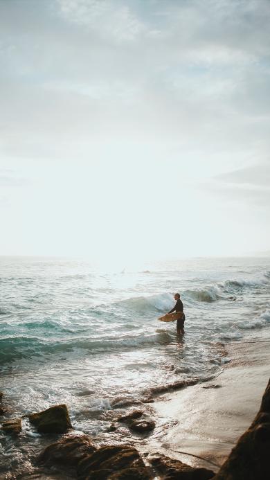 海边 海浪 冲浪 运动