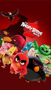 愤怒的小鸟2 动画 海报 电影
