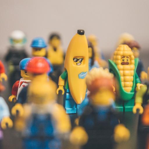 静物 摆件 玩具 香蕉 玉米