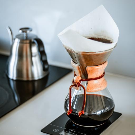 咖啡 咖啡壶 滴漏 滤纸