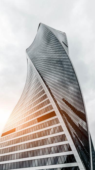 建筑 大厦 曲线 设计