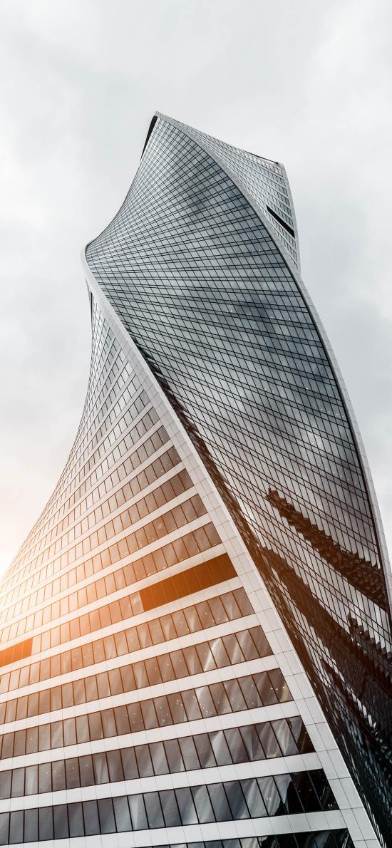 建筑 大廈 曲線 設計