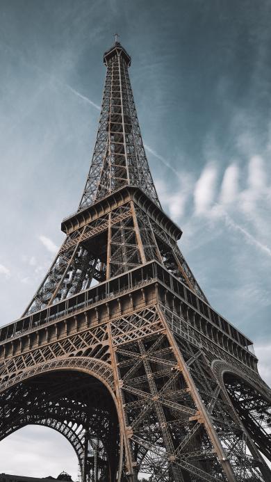 埃菲尔铁塔 法国