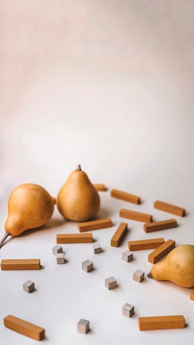 工艺品 葫芦瓜 木柴 零件