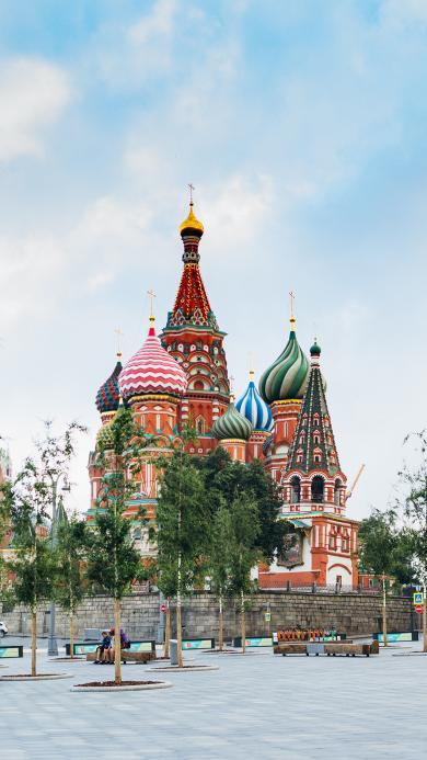 建筑 异域 景点 色彩 设计