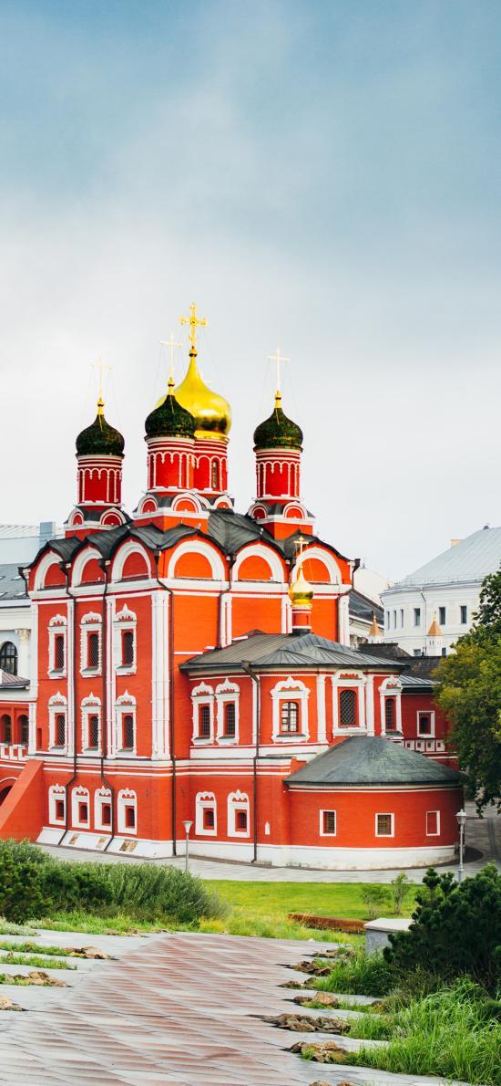 建筑 教堂 異域 色彩 設計