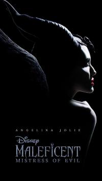 迪士尼 电影 沉睡魔咒2 玛琳菲森Maleficent