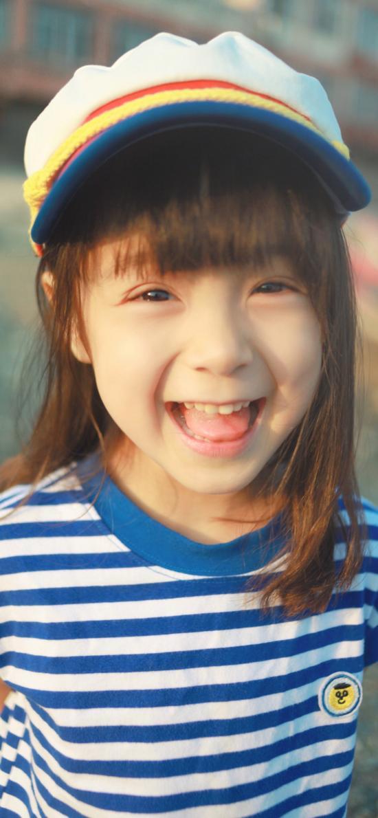 可爱 女孩 哈琳 童模