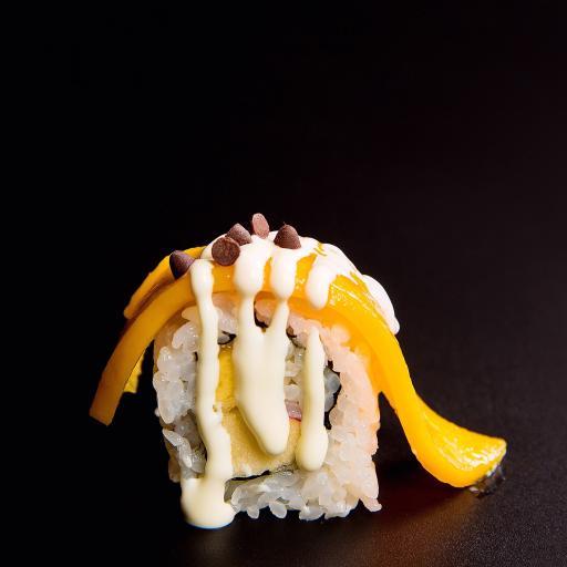 日料 点心 寿司 芒果