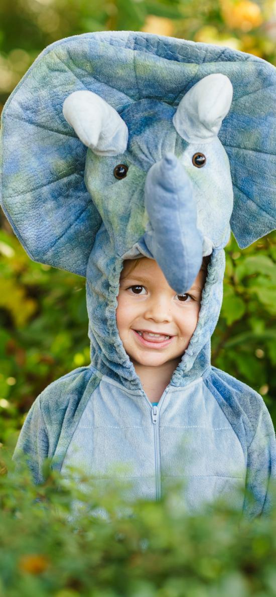 欧美 萌娃 恐龙睡衣 可爱