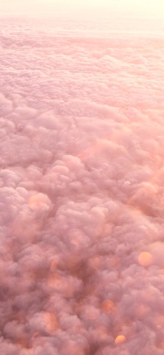 云海 云彩 陽光 夕陽