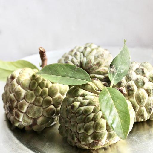 水果 新鲜 释迦 番荔枝
