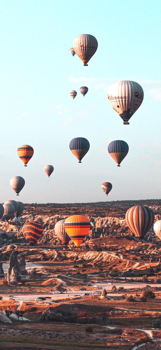 熱氣球 土耳其 景點 旅游