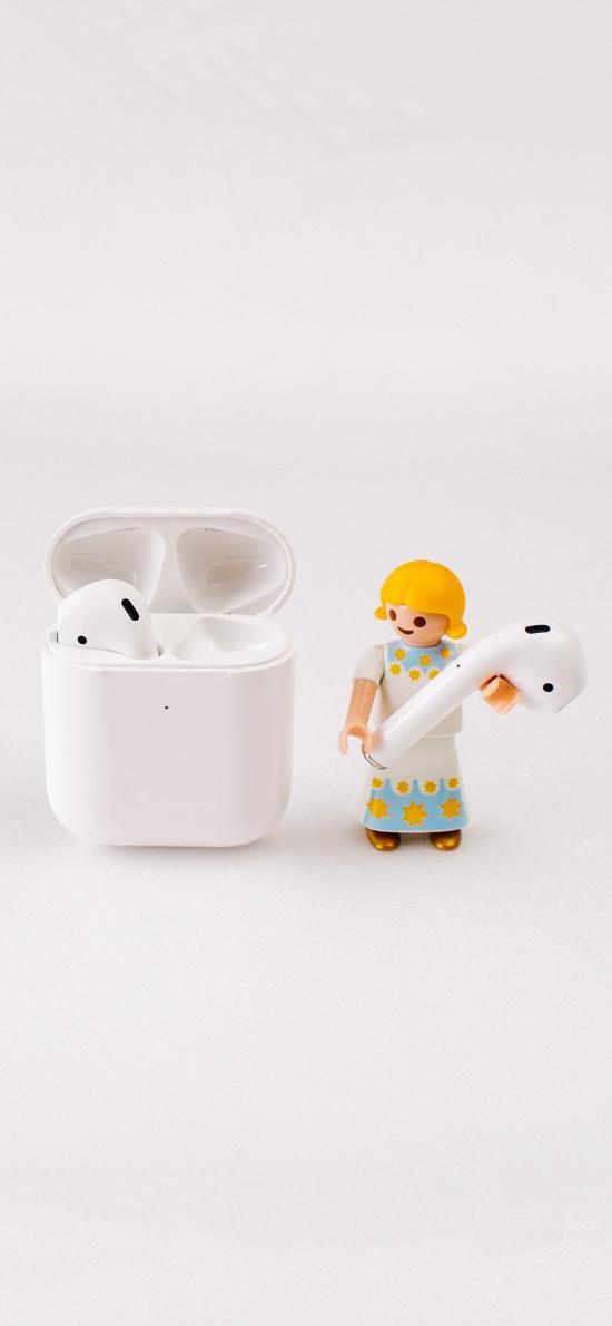 iPhone 苹果 耳机 无线