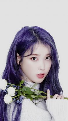 李知恩 IU 歌手 艺人 演员