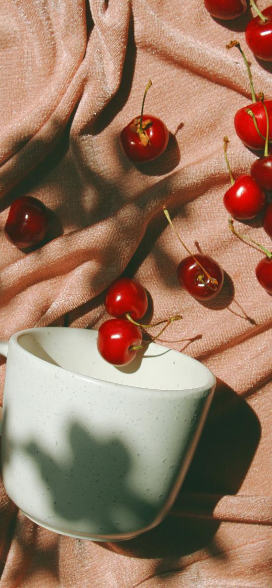 樱桃 水果 新鲜 颗粒