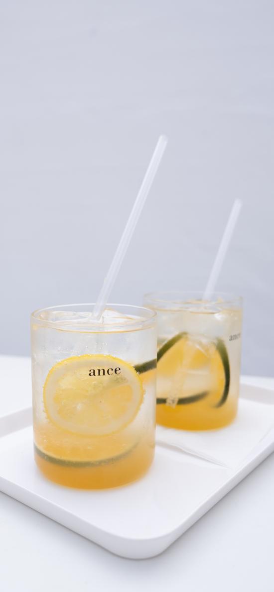 调制 饮品 柠檬 冷饮
