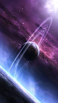太空 宇宙 行星 苹果