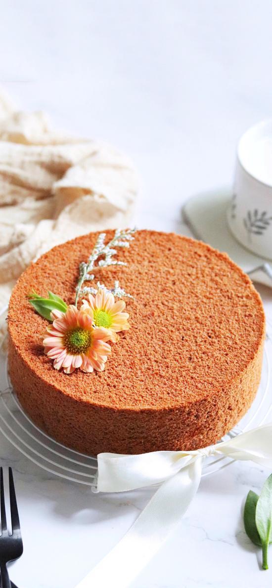 烘焙 甜品 蛋糕 鲜花 装饰