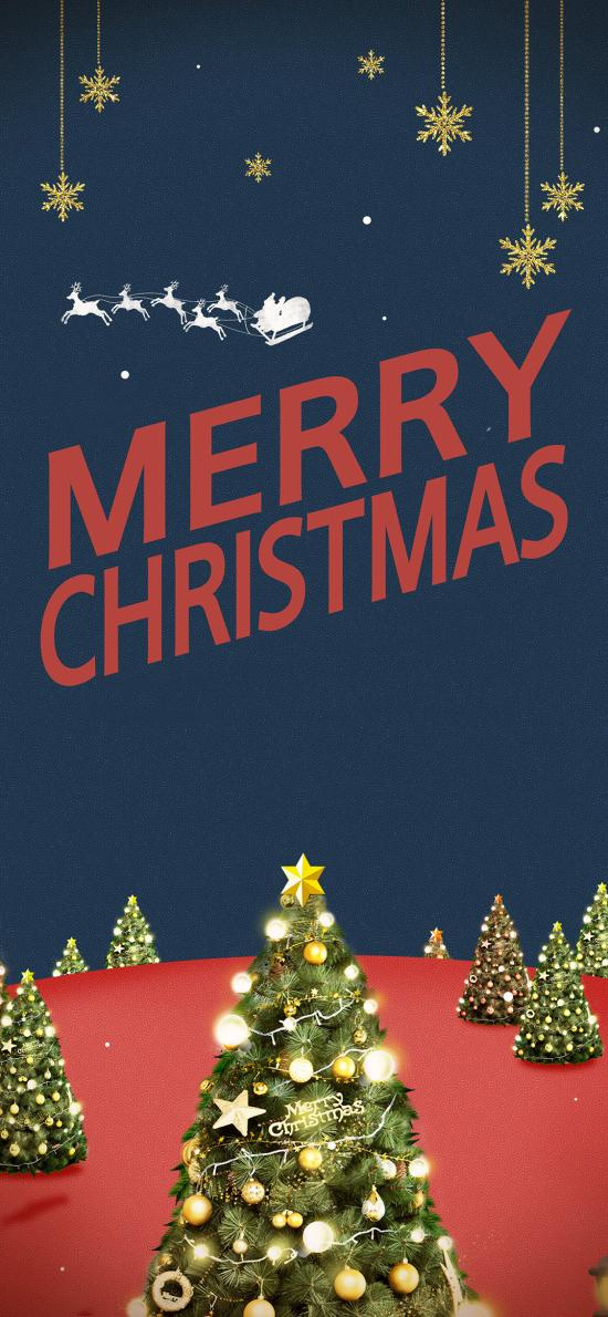 圣诞树 圣诞节 Merry Christmas