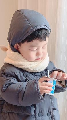 李浠晗 可爱 童模