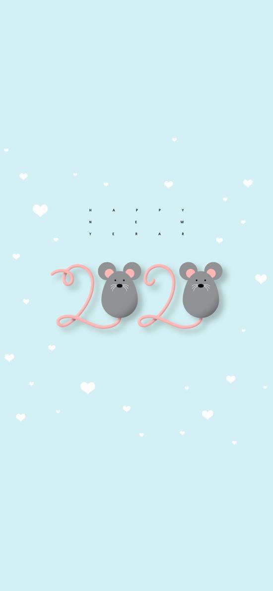 鼠年 2020 新年 Happy New Year