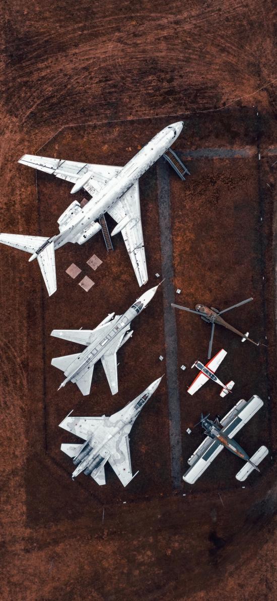 飛機 機場 航空 航拍
