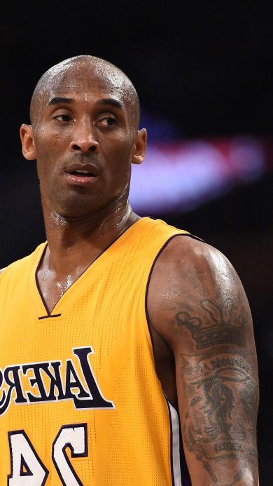 科比 篮球 运动员 NBA 球星