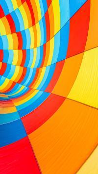 色彩 五彩斑斓 色块