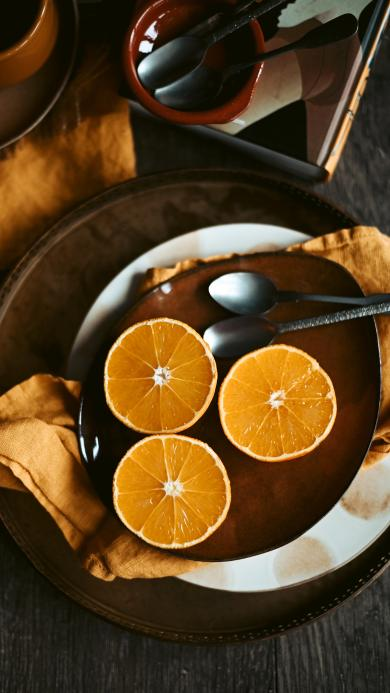 橙 水果 柑橘 橙子