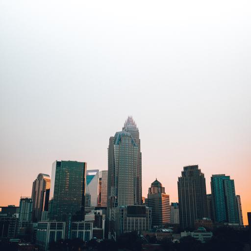 城市 大楼 大厦 天空