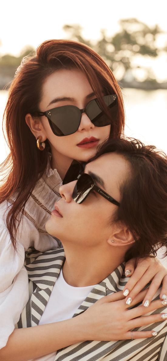 戚薇 李承铉 七哥 演员 明星 艺人 夫妻 爱情