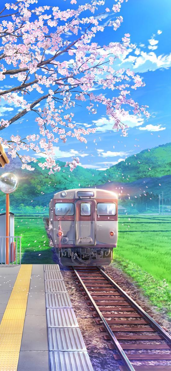 列車 ?;?漫畫 唯美