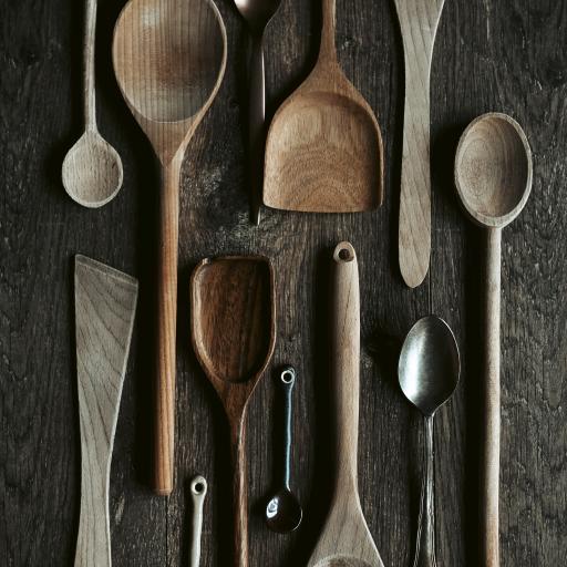 勺 木勺 厨房用具