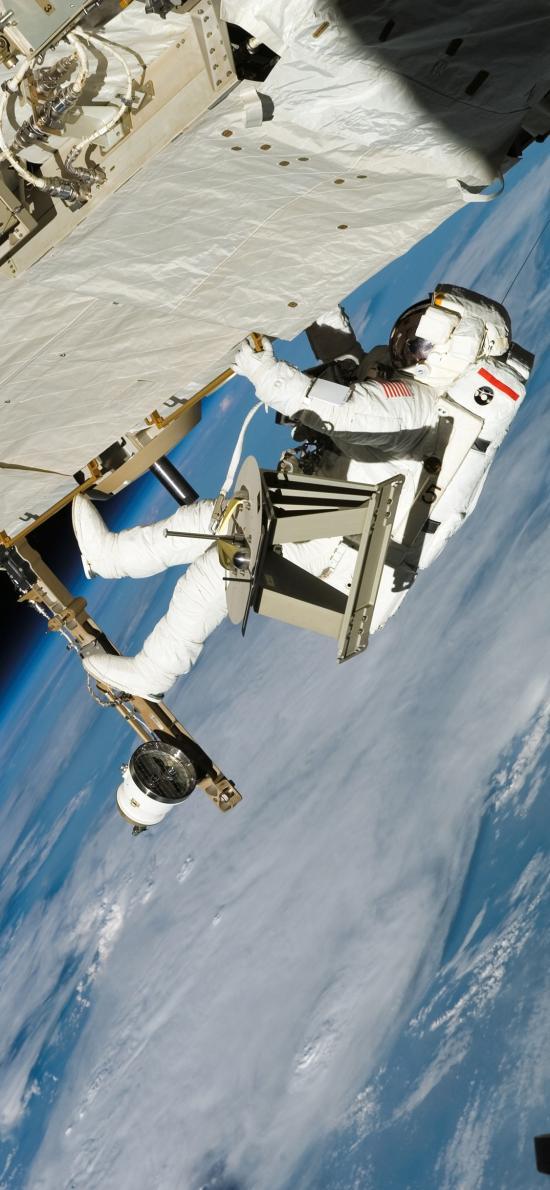 宇航員 太空 天文 宇宙 NASA