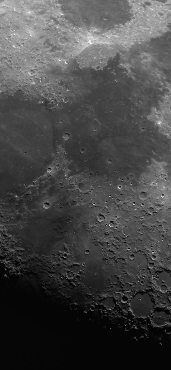月球 灰色 天文 太空