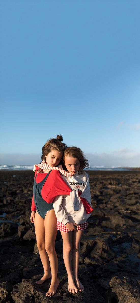 欧美 童模 小女孩 写真