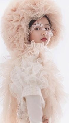 裴佳欣 小女孩 儿童 孩子 写真
