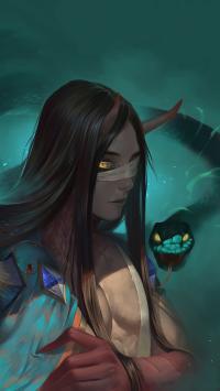 游戏 女角 蛇妖 青蛇