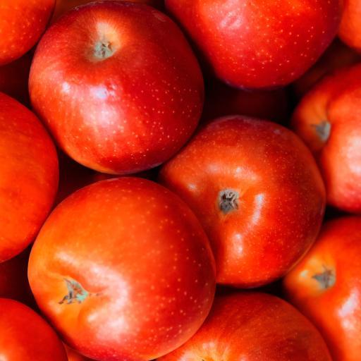 蘋果 水果 紅色 堆放 新鮮 果實