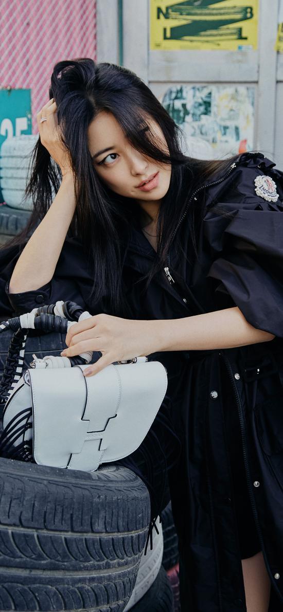 朱珠 演员 明星 艺人 写真