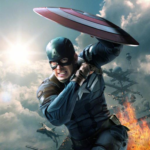 美国队长2 冬日战士 电影 欧美 超级英雄