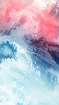 色彩 炫丽 液体 肌理