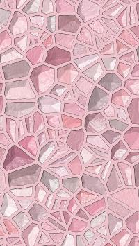 几何 拼接 粉色 密集