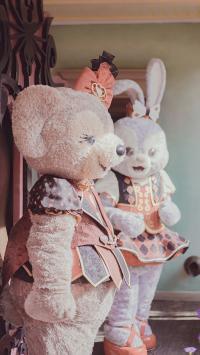 星黛露 迪士尼 动画 娃娃