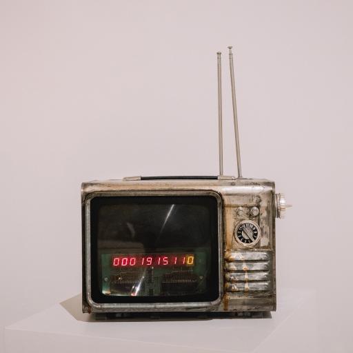 静物 怀旧 复古 电视机