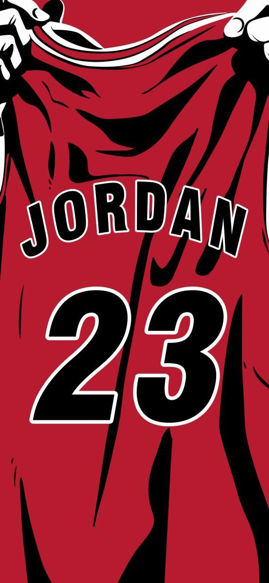 乔丹 球服 篮球 运动服 23号