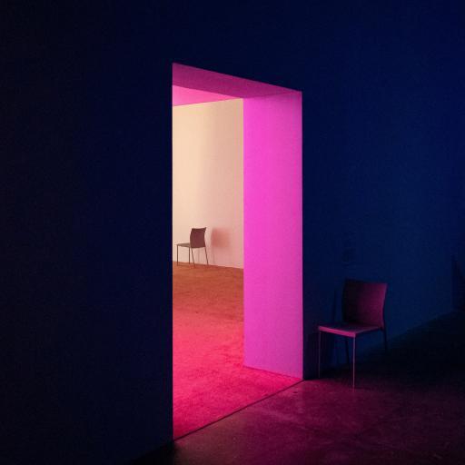 建筑 空间 设计 门框 照明 简约