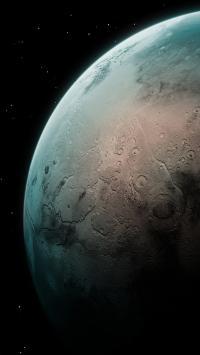 星球 宇宙 太空 星空